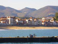 Saint-Jean-de-Luz, entre mer et montagnes - , corniche basque