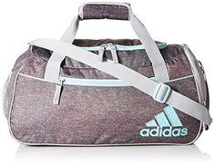 adidas Squad II Duffel, Heather Granite Clear Grey/Clear Onix/Frozen Blue/Chalk White, One Size adidas http://www.amazon.com/dp/B00P28CNEG/ref=cm_sw_r_pi_dp_LjPswb1R1VR5N