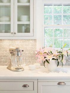 Kitchen design ideas with stone tile (37)
