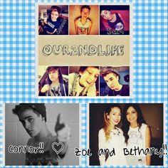I made a collage of my favorite Youtubers!! :) @Zoe James Sugg @Bethany Shoda Mota
