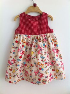Summer dress by Tamago Craft