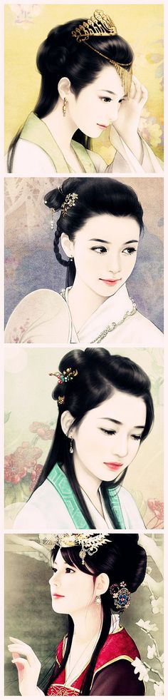 chinese art>> Really pretty, in my opinion. :)