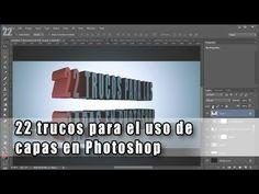 #PS #Tecnica 22 trucos para el uso de capas en Photoshop #photoshopeando