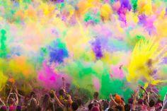 Festival of Colors por Thomas Hawk