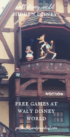 5 fun and free games to play at walt disney world in between rides and food #disneyonabudget #disneygamesforkids #disneyvacationtips #disneyfreestuff