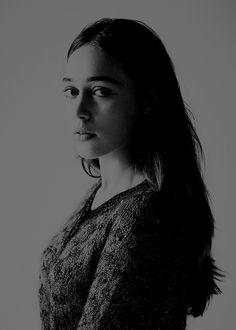 thomasngsters:  alycia debnam carey // flaunt magazine 2015