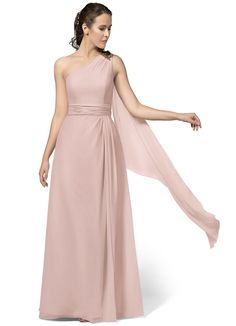 e5245266a51 Azazie Remi Bridesmaid Dress - Dusty Mauve