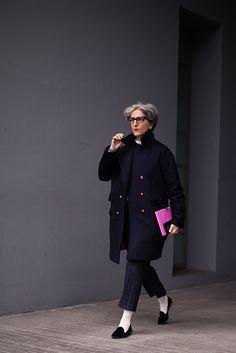 On the Street…via Fogazzaro, Milan | The Sartorialist