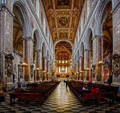 San Gennaro Cathedral , Naples Italy by Greg Weeks Photography, via Flickr
