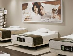 Mattress Company Showrooms Google Search Store Design