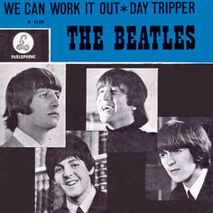 #onthisday 8 January, 1966: 'We Can Work It Out' number 1, 1st week (Billboard). #thebeatles #beatles