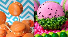 Creative Macarons {Great Find} « SWEET DESIGNS – AMY ATLAS EVENTS