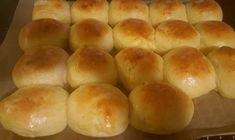 matfrabunnenfb.blogg.no – Tangzhong - trenden som nå inntar Norge. Tangzhongboller Cloud Bread, Cake Cookies, Nom Nom, Sweet Tooth, Bakery, Scones, Food And Drink, Health Fitness, Norway