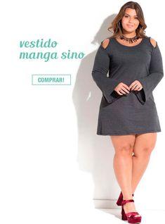 52aec60eb6946 Moda Plus Size é na Beline Beline é uma loja virtual de moda multimarcas,  que