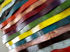 Wall Sculpture, Wooden Wall Hanging, Multicolored Wall Art - pinned by pin4etsy.com