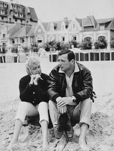 Simone Signoret Yves Montand