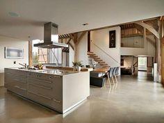 Barn Conversion Interior