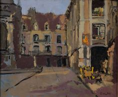 In the winter of 1898 Sickert went to Dieppe, and did not return to London until During his time in Dieppe Sickert painted intensively, concentrating on Tate Gallery, Artist Gallery, Rue St Catherine, Urban Landscape, Landscape Art, Walter Sickert, Camden Town, Impressionist Artists, Modern Artists