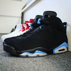 best service 8f098 96bc8 Go check out my Air Jordan 6 Retro UNC on feet channel link in bio.