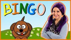 Bingo Song | Bingo Nursery Rhyme Kids Song | B-I-N-G-O