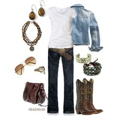 Live Stock Show & Rodeo Outfit Idea! Pair with the perfect pair of Wrangler Jeans or Boots. We carry a full line of Wrangler Western clothing for men, women and children!  Stop by and check out our wonderful selection at www.lochtefeed.com