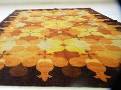 scandi rya rug