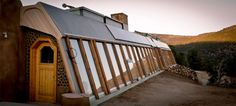 Sustainable Green Buildings - Earthship California - earthship.com