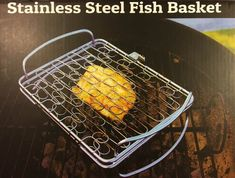 CAVE TOOLS SMALL FISH BASKET REVIEW