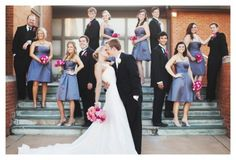 Hilarious Wedding Photography ♥ Outdoor Wedding Photography