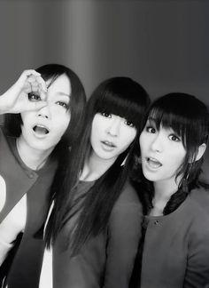 Perfume love the world J-pop Music, Perfume Jpop, Japanese Girl Group, Japanese Artists, Messy Hairstyles, My Idol, Cute Girls, Asian Girl, Celebs