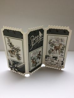 Christmas Cards, Xmas, Studio Lighting, Paper Cards, Ticket, Cardmaking, Card Ideas, Decorative Boxes, Creations