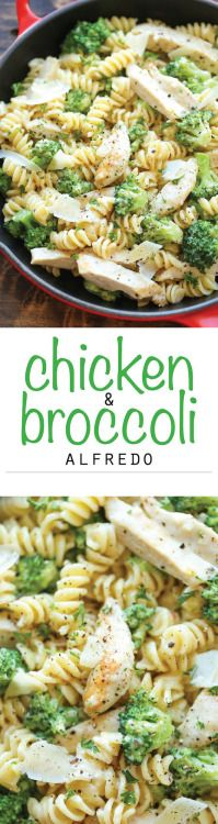 I would definitely substitute the broccoli (it's gross) but this recipe looks good!