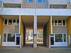 Das Gropiushaus in der Gropiusstadt