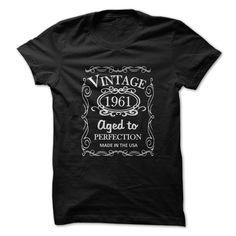 Vintage 1961 T Shirt, Hoodie, Sweatshirt