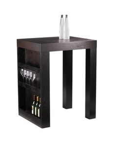 espresso bar height table