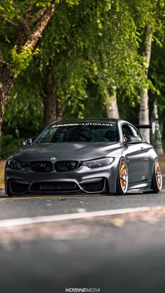 Cool cars above are luxury cars that are expensive. High-end vehicles remain in limited production, so there are many individuals that have not seen the autos directly. Bmw M4, Bmw Sport, Sport Cars, Custom Bmw, Custom Cars, Car Throttle, New Luxury Cars, Bmw Wallpapers, Mustang Cars
