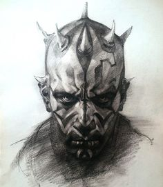 Darth Maul - Ben Oliver