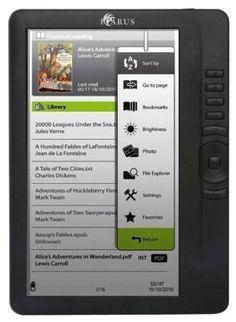 Fancy Icarus Omnia MBK Libro electr nico LCD G Amazon es