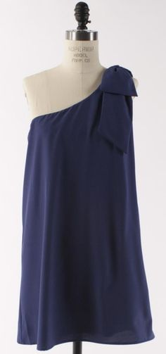 The Classy and Fabulous Dress in Navy