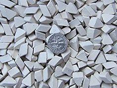 Ceramic Tumbling Media Triangle Non Abrasive | Savannah