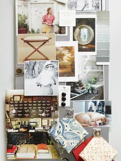 How to get started with decorating.