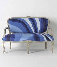 Ashbee Design: Denim Blue Jeans • Furniture