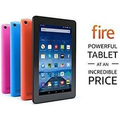 Fire Tablet | Christmas Gifts For 10 Year Old Boys