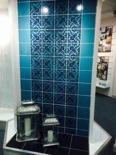 Tiles Direct, Encaustic Tile, Divider, Blues, Twitter, Birthday, Furniture, Design, Home Decor