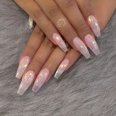 Semi-permanent varnish, false nails, patches: which manicure to choose? - My Nails Dope Nails, Glam Nails, Beauty Nails, Bling Nails, Fabulous Nails, Gorgeous Nails, Nails Ideias, Hair And Nails, My Nails