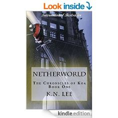 """(A Compelling High/Urban Fantasy by Award-Winning Author K.N. Lee! The Shadow Portal: """"...darkly intense... enjoyable...[with] twists and turns [that] keep you guessing."""")"""