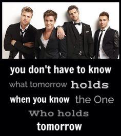 Love this quote from Anthem Lights' song, Turn Around!! (my edit) :)