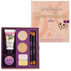 Amazon.com: Benefit Cosmetics confessions of a concealaholic: Beauty