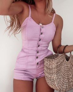 Lilac + fake tan + natural tan… wishing the was the other way ro… 90s Fashion, Korean Fashion, Fashion Outfits, Womens Fashion, Girly Outfits, Trendy Outfits, Cute Outfits, Dress Outfits, Looks Pinterest