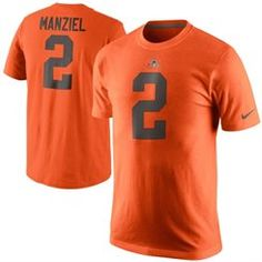 Men's Cleveland Browns Joe Haden Nike Brown Player Pride Name & Number T-Shirt